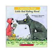 Little Red Riding Hood - Bilingual (Paperback)