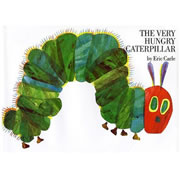 The Very Hungry Caterpillar - Hardback