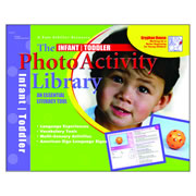The Infant Toddler Photo Activity Library