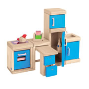 Kitchen Doll House Furniture Group (4 pieces)