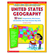 United States Geography Grades 3-5