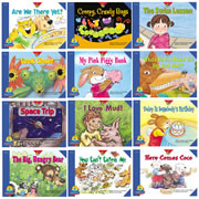 Fluency Readers Set 1