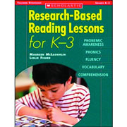 Research-Based Reading Lessons Grades K-3
