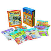 Word Family Tales Learning Library Box Set