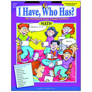 I Have, Who Has (Grades 3-4)