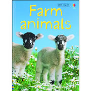 Farm Animals - Hardback