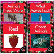 Science Reading Recovery Level 2 Level B (Set of 4)