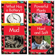 Science Reading Recovery Level 6 Level D (Set of 4)