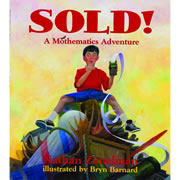 Sold! A Mothematics Adventure - Paperback