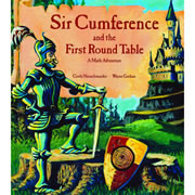 Sir Cumference & The First Round Table - Paperback