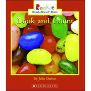 Look And Count - Paperback