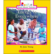 Energy Is Everywhere - Paperback