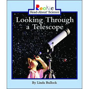 Looking Through a Telescope - Paperback