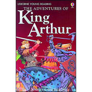 The Adventures Of King Arthur - Paperback