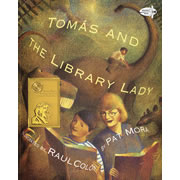 Tomas And The Library Lady - Paperback