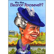 Who Was Eleanor Roosevelt - Paperback