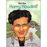 Who Was Harry Houdini - Paperback