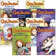 Cam Jansen Book Set 1 (Set of 8)