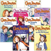 Cam Jansen Book Set 2 (Set of 8)