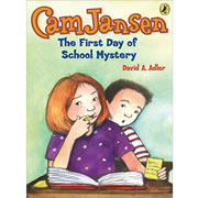 The First Day Of School Mystery - Paperback