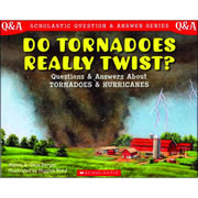 Do Tornados Really Twist - Paperback
