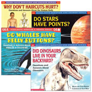 Questions and Answers Series Book Set 2 (set of 4)