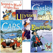 Young Readers Chapter Book Set 2 (set of 5)