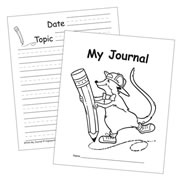 My Journal - Primary (Set of 10)