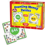 Counting Money Puzzles