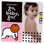 Go, Baby, Go Board Book
