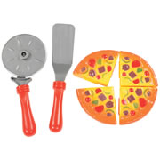 Slice-a-rific Cut & Play Pizza Set