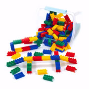 Toddler Flexiblocks® - 120 Piece Set