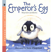 The Emperor's Egg - Paperback and CD