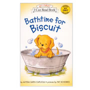 Bathtime for Biscuit Book and CD