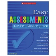 Easy Assessment for Pre-Kindergarten
