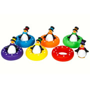 Color Play Penguins