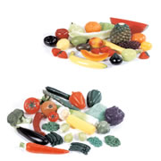 Fruit & Vegetable Set