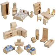 Classic Doll House Furniture