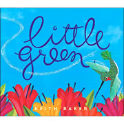 Little Green Board Book