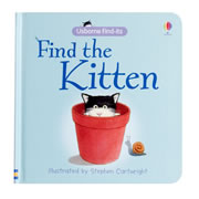 Find the Kitty (Board Book)