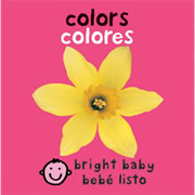 Colors Bilingual Board Book