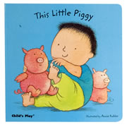 This Little Piggy (Board Book)