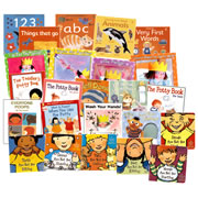 Toddler Books (Set of 24)