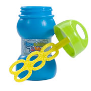 Blow Bubble Fun Set (4 bottles)