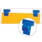 Adhesive Backed Friction Clips