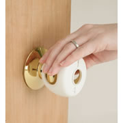 Grip 'n Twist Door Knob Cover