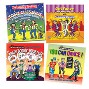 The Learning Station CD Collection (Set of 4)