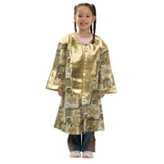 Nigerian Kaftan Dress-Up