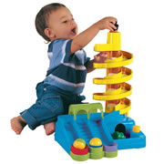 Super Spiral Play Tower