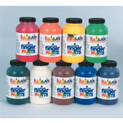 Kaplan Kolors Finger Paint (16 oz)